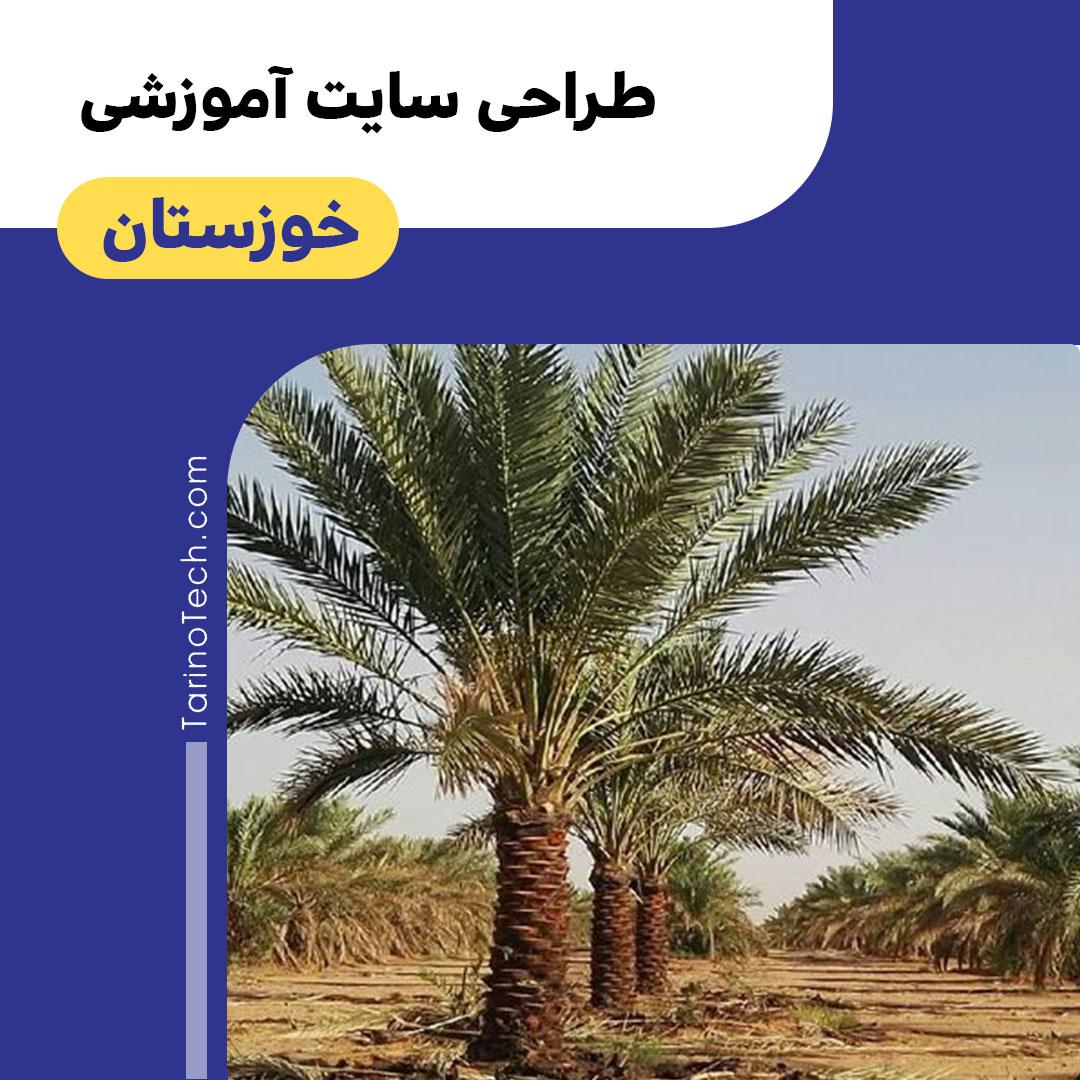 طراحی سایت آموزشی در خوزستان